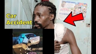 Update: Munga Lawyer Reveal Head And Chest INJURIES From Car Accident