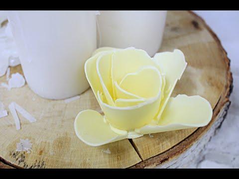 Темперирование шоколада - рецепт Бабушки Эммы - YouTube