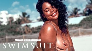 Curvalicious Tabria Majors On Her Casting Story, Ashley Graham & More | Sports Illustrated Swimsuit