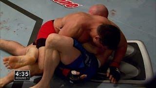 TUF 19: Elimination Fight Patrick Walsh vs. Doug Sparks
