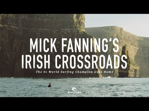 Join Irish Mick Fanning – Extreme Sports Videos