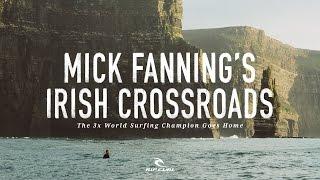 Vidéo : l'Irlande, aux racines de Mick Fanning