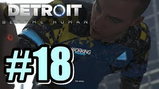 Detroit Become Human PS4 #18 - Mission Impossible