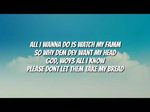 Kwesi Arthur — Live Or Die (Lyrics Video)