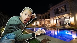 HOW TO MOVE INTO A MILLION DOLLAR MANSION FOR FREE!!