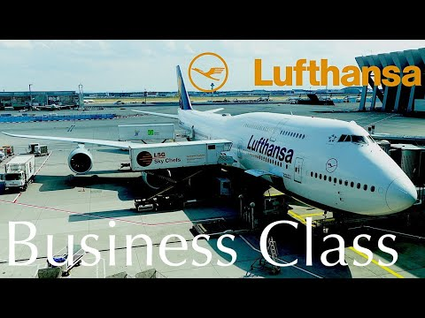 [Trip Report] | Lufthansa Business Class Boeing 747-8I | Frankfurt - Chicago O'Hare