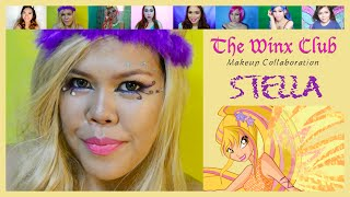 ☼ ☾ ☆ Stella | The Winx Club Makeup Collaboration