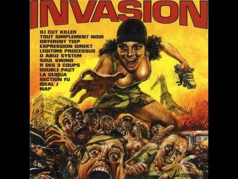 Invasion - 1997 (COMPIL)