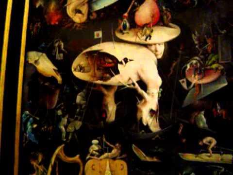 El jard n de las delicias el infierno 1485 hieronymus for El jardin de las delicias terrenales