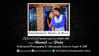 Happy Engagement Rumel & Puja