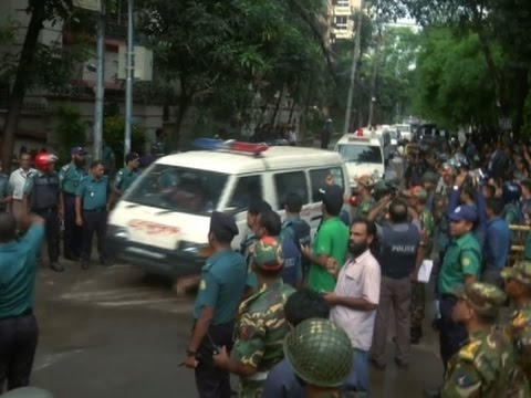 Hostage Crisis Leaves 28 Dead in Bangladesh
