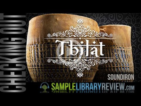 Checking Out: Tbilat Drum by Soundiron