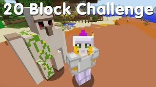 Minecraft PS4 - 20 Block Challenge - Body Guard (31)