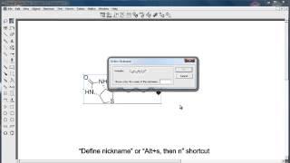 ChemDraw Magic 2 - More Tips and Tricks on ChemBioDraw13 (HD with subtitles)