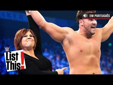 5 Superestrelas esquecidas de SmackDown: WWE List This!