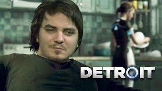 Мэддисон становится человеком в Detroit Become Human