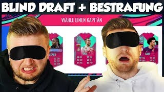 FUT BIRTHDAY BLIND DRAFT BATTLE!🔥 Timo VS Simon!!😱🔥| FIFA 19 Tisi Schubech