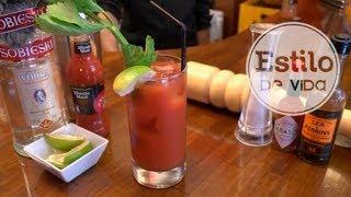 Cómo hacer un Bloody Mary | Cóctel