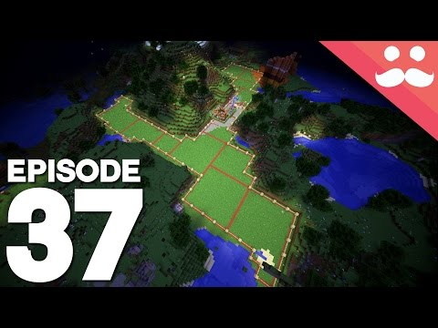 Hermitcraft 4: Episode 37 - Industrial Farming Project
