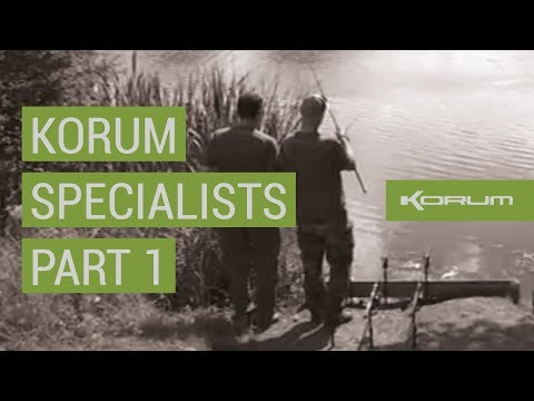 KORUM SPECIALISTS DVD 2014 - PART 1