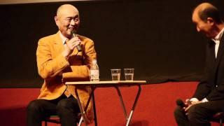 11/19『魚影の群れ』トークイベント/東劇 市山 尚三(東京フィルメック...