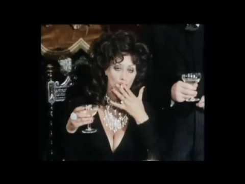 Sue Lloyd  smoking