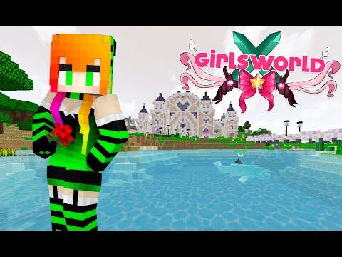 ~\GirlsWorld//~ Delfines voladores + El Unicornio Morado  (#14) | Nia