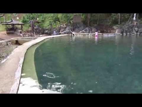 Palawan maquinit hot spring