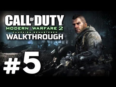 Прохождение Call Of Duty: MW2 Remastered — Часть #5: ПО СОБСТВЕННОМУ ЖЕЛАНИЮ / ДОСАДНАЯ СЛУЧАЙНОСТЬ