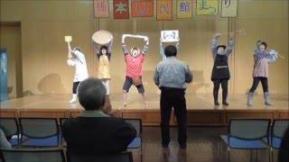 第34回橋本公民館まつり 芸能のつどい から すかんぽの咲くころ 作詞...