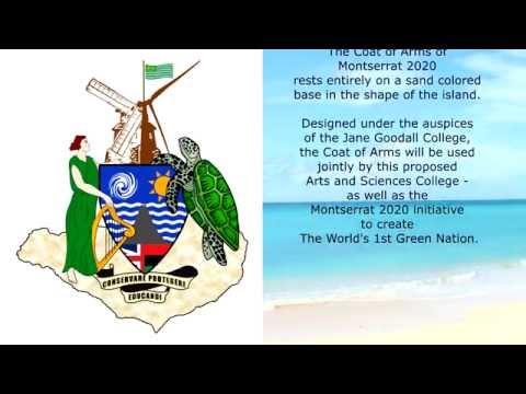 MONTSERRAT 2020 - Ecology Environment Education 1st GREEN NATION