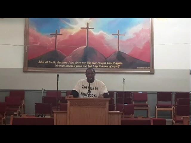 January 24th 2021 Jerriel Missionary Baptist Church Sunday Worship