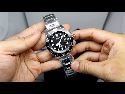 Seiko Prospex SNE437P1 Solar Divers Original UNBOXING