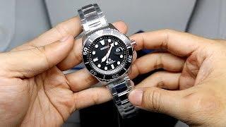 seiko Prospex Solar Divers SNE437P1
