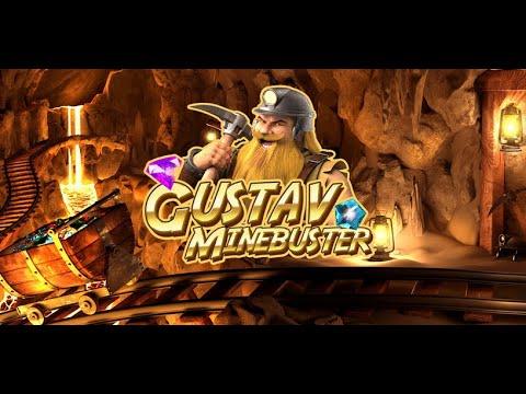 Обзор игрового автомата Gustav Minebuster (Red Rake)