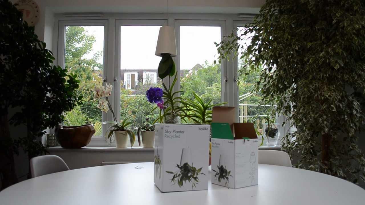 birando boskke sky planter recycled planting guide youtube. Black Bedroom Furniture Sets. Home Design Ideas