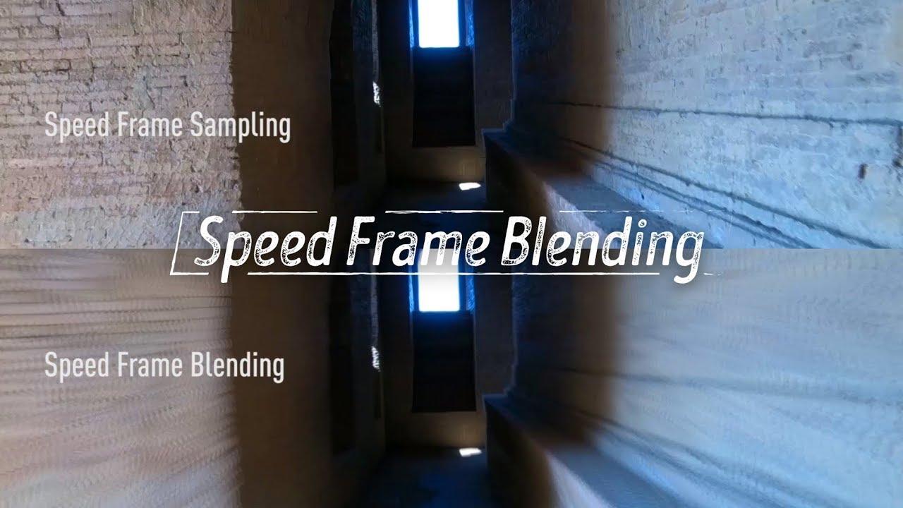 Hướng dẫn Speed With Frame Blending // Premiere Pro CC