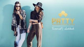 prtty temporary jewelry tutorial lookbook   style guide tv