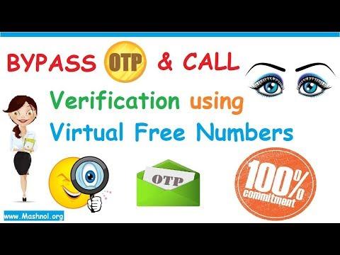 Bypass OTP Verification Using Virtual Phone Numbers - Mashnol