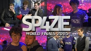 ♥ Sp4zie @ WORLD FINALS ft. Sjokz, Soaz, Phreak & More