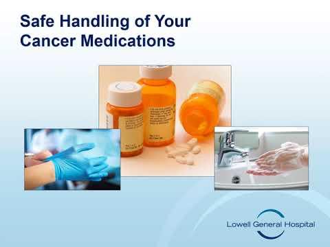Oral Cancer Medications