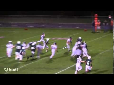 Dwayne Jr Gordon video highlights - Dover High School, Dover NH