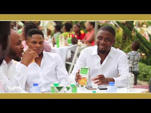 King Promise Surprises Deserving Wedding Couple  | Jeff + Abi
