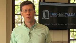 Ryan Thornburg — Data-Driven Journalism — Tar Heel Talks
