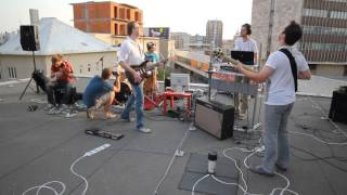 Me & My Brothers Say Hello (live at rooftop)