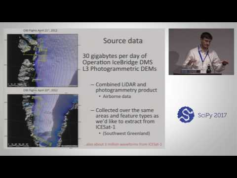 Deep Learning with Geospatial Data | SciPy 2017 | Shane Grigsby