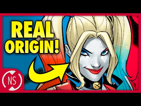 The REAL Origin Of HARLEY QUINN! (Suicide Squad) || Comic Misconceptions || NerdSync