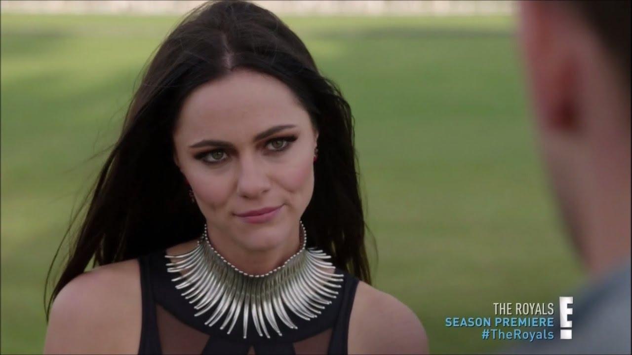 Download HD Jasper and Eleanor part 11 - The Royals best moments 2x01