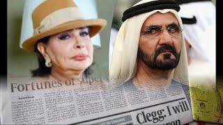 Скандальные откровения первой жены шейха Дубая: в обмен на свободу женщина была разлучена с  дочерью
