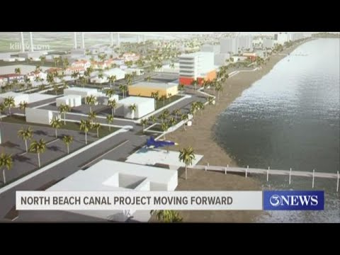 City Leaders Vote In Favor On North Beach Canal Project